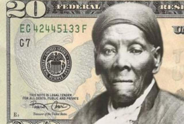 Harriet Tubman Twenty Dollar Reaction Movie Tv Tech Geeks News