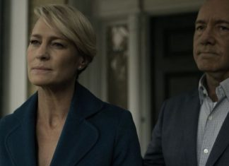 house of cards 401 separate agendas for frank and Claire 2016 images