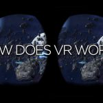 how does virtual reality work