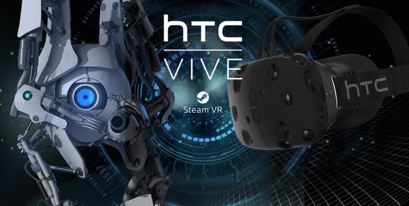 htc vive 2016 hot tech vr