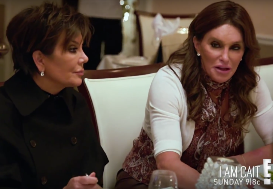 i am cait scott disick gets real with caitlyn jenner 2016