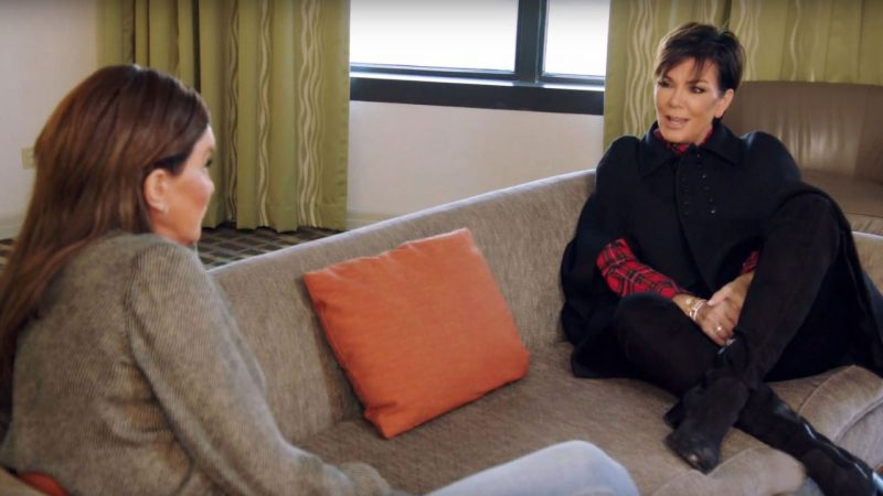 i am cait 207 kris jenner talks deep with caitlyn 2016