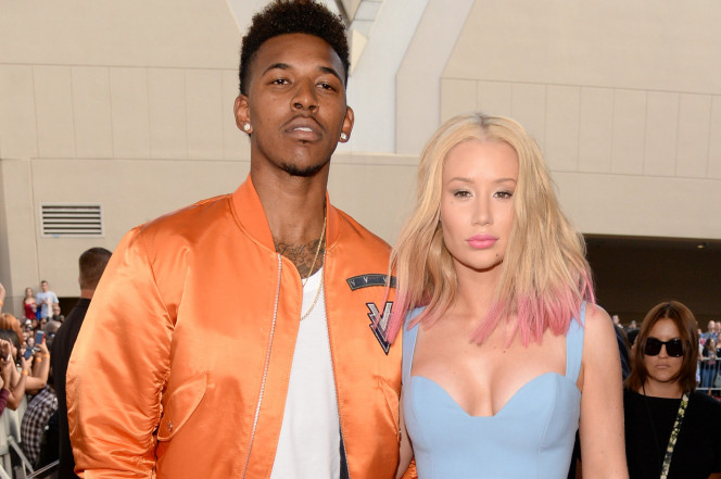 iggy azalea sticking with nick young 2016 gossip