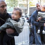 Is Kanye West's spiraling behavior because of North West?