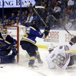 jaden schwartz leads st louis blues to victory over blackhawks 2016