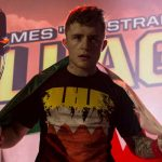 james gallagher bellator signing 2016 mma