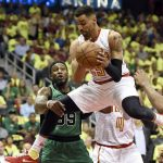 Atlanta Hawks barely hold off Boston Celtics for 102-101 win