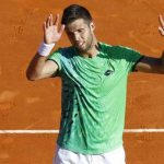 jiri vesely defeats novak djokovic 2016 images