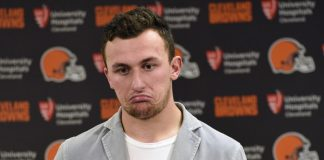 Johnny Manziel Indictment: finally facing some music for his actions