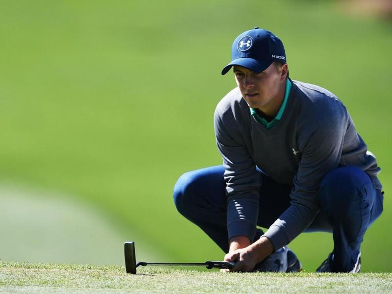jordan spieth continues to lead 2016 masters images golf