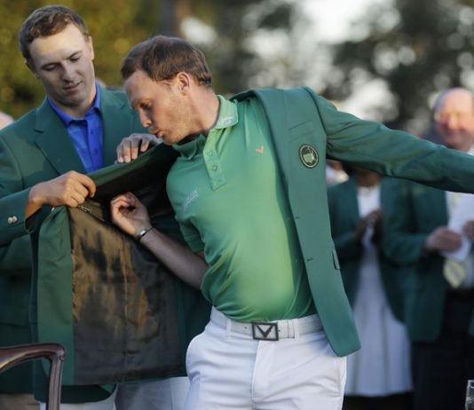 jordan spieth loses 2016 masters to danny willett images golf