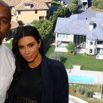 kanye west kim kardashian new home 2016 gossip