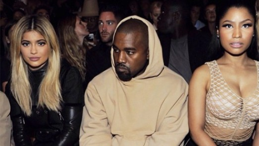 kanye west not feeling kylie jenner love 2016 gossip