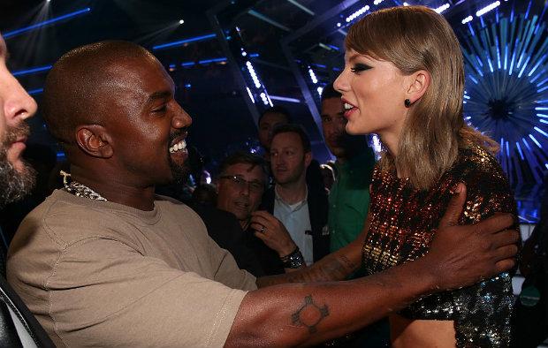 kanye west revisits taylor swift diss 2016 gossip