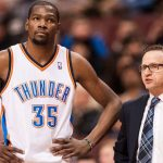 Kevin Durant not so hot on Washington Wizards even with Scott Brooks