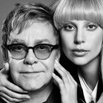 Lady Gaga pairs up with Elton John and John Krashinski's mini 'Office' reunion