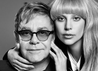 lady gaga pairs up with elton john 2016 gossip