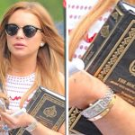 'Game of Thrones' Sophie Turner fears being killed off and Lindsay Lohan Koran light reading