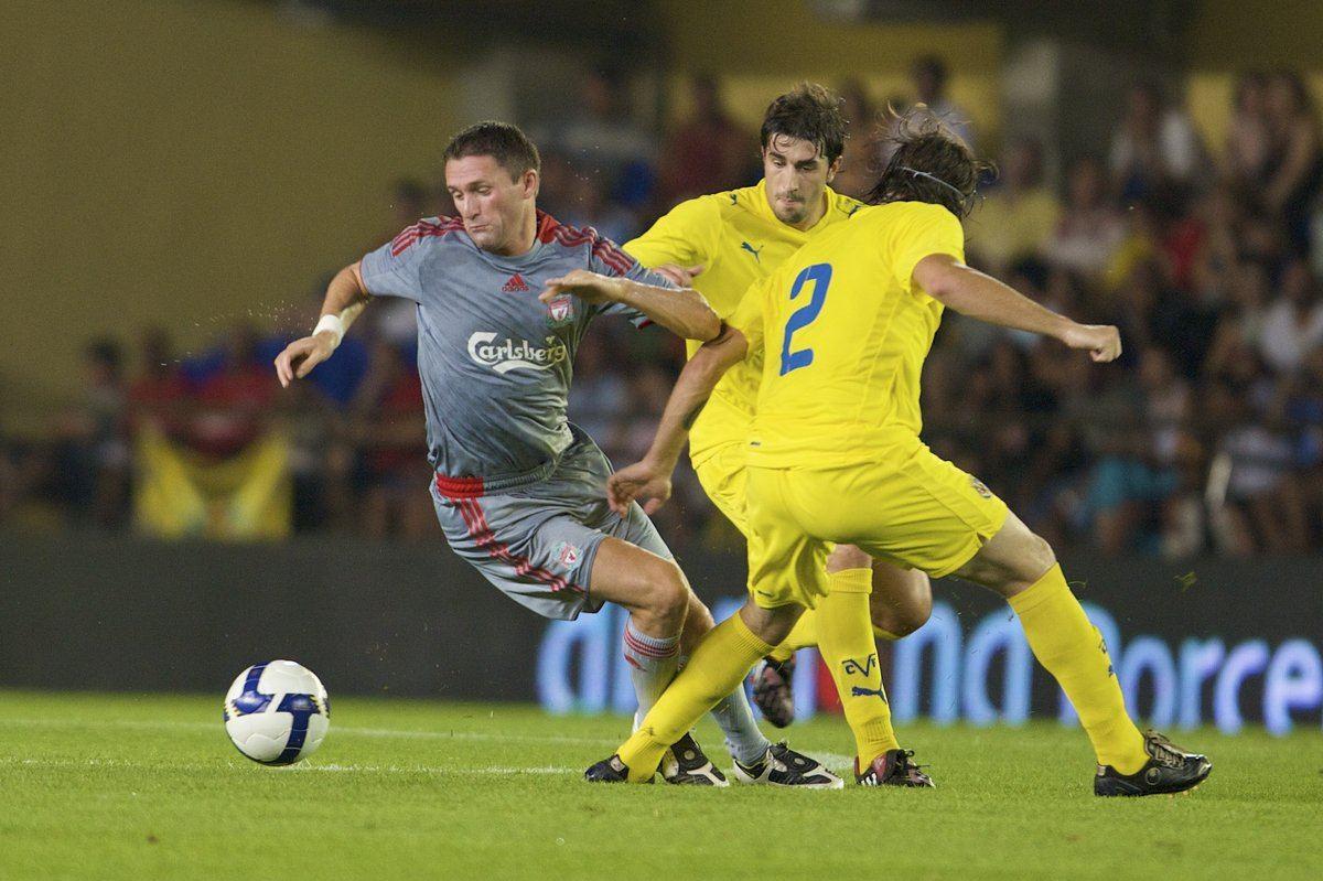 europa league semi final draw has villarreal vs liverpool 2016 images