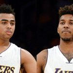 Los Angeles Lakers backing D'Angelo Russell video feud with Nick Young