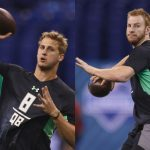 Los Angeles Rams trade up top pick in 2016 NFL Draft: Carson Wentz or Jared Goff