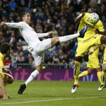 Manchester City draws with Real Madrid in Champions League
