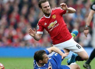 manchester united vs everton 2016 soccer