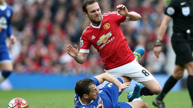 manchester united vs everton 2016 soccer