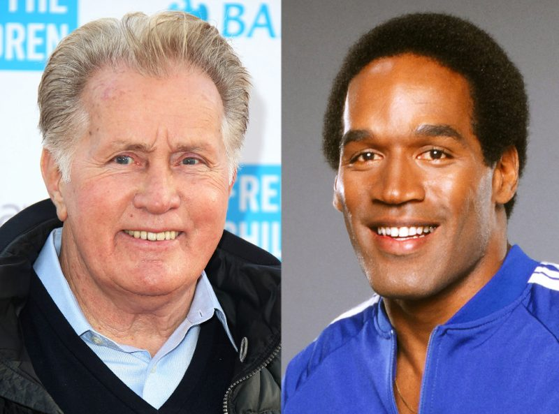 martin sheen converts to oj simpsonology 2016 images