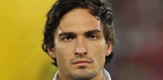 mat hummels ready for bayern munich 2016 soccer