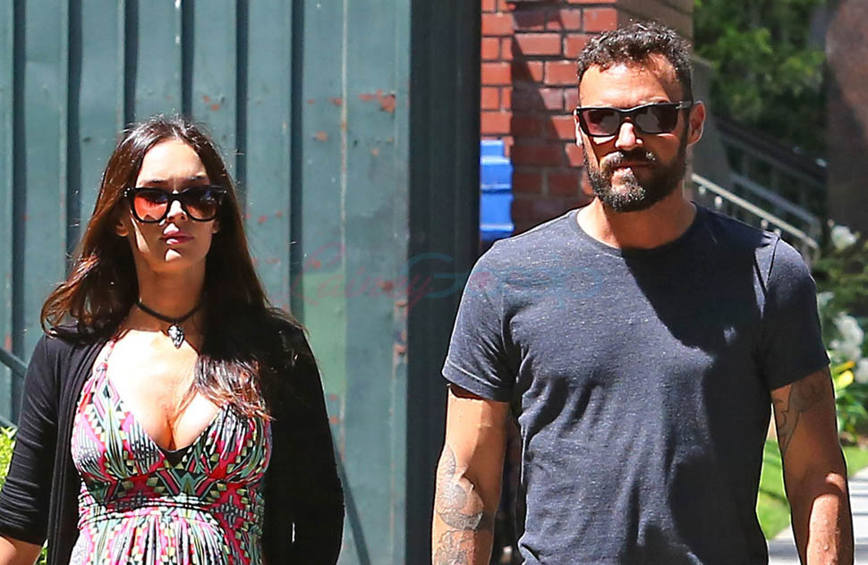 megan fox brian austin green bulge for ninja turtles