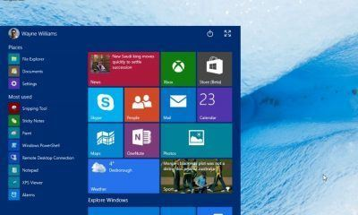 microsoft tweak windows 10 start menu again 2016
