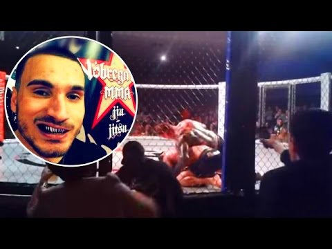 mma joao carvalho died from fight injuries 2016