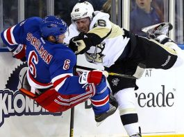 new york rangers freeze out pittsburgh penguin 2016 images