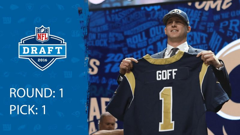 nfl draft 2016 jared goff