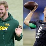 nfl year of the quarterback again for rams and eagles