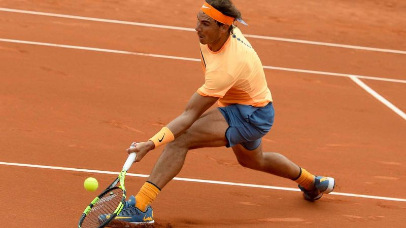 rafi does it again at atp barcelona