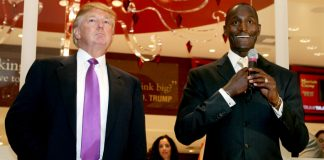 Randal Pinkett got what he needed from Donald Trump now dumping on him