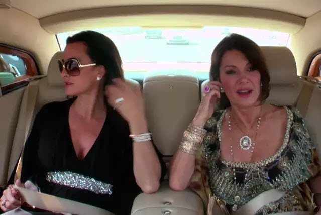 real housewives of beverly hills 619 goodbye dubai kyle richards with lisa vanderpump