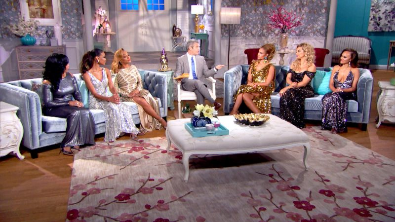 real housewives of potomac reunion images