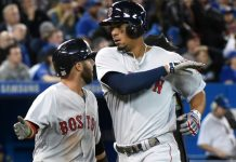 Red Sox, Jay and Orioles prove MLB American League is upside down 2016 images