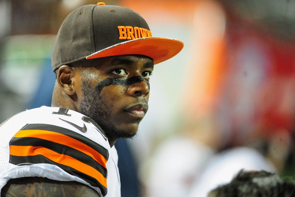 reinstatement denied for cleveland browns josh gordon 2016 images