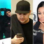rob kardashian blac chyna engagement no joke to family 2016 gossip