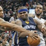 San Antonio Spurs gives Memphis Grizzlies an NBA Playoff beatdown 106-74