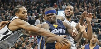 san antonio spurs gives memphis grizzlies an nba playoff beatdown 2016 images