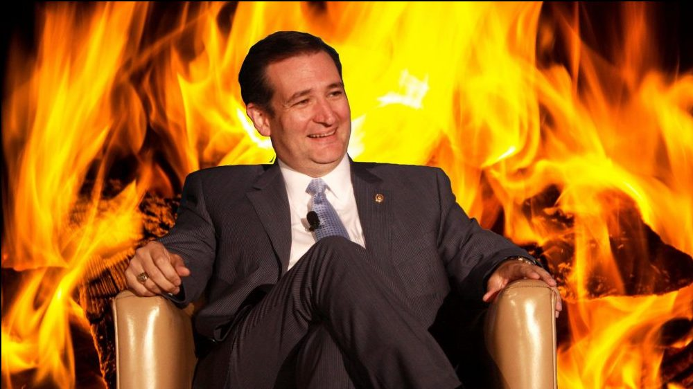 Satanists not happy John Boehner compared Ted Cruz to Lucifer and Kat Williams shakes it up 2016 gossip