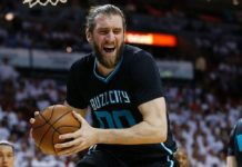 spencer hawes injury won't hurt charlotte hornets much 2016 images