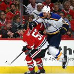 st louis blues put a hurtin on chicago blackhawks