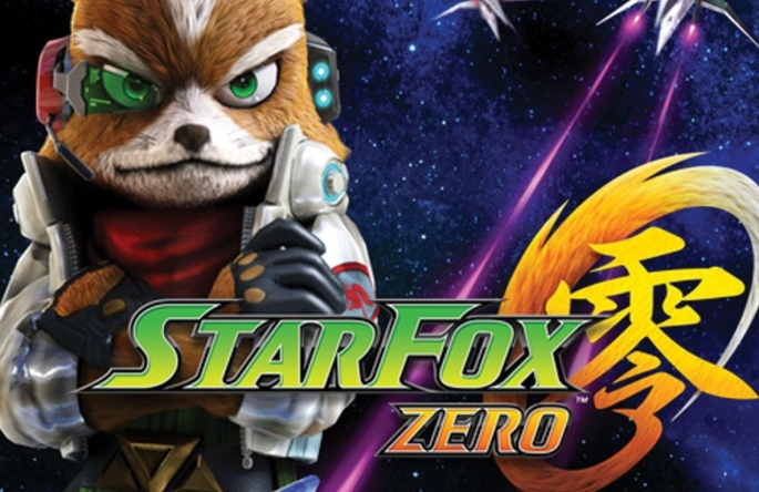 star fox zero released 2016 gaming
