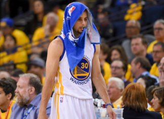 steph curry injury mri on monday according to kerr 2016 images